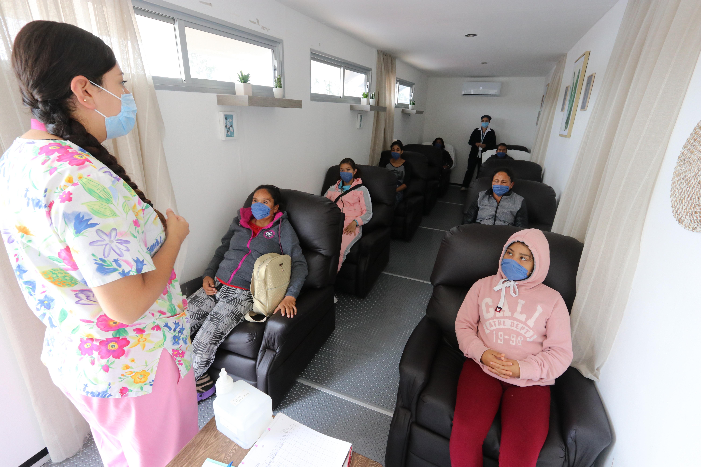 Hospital de la Mujer da prioridad a la salud de la madre y el hijo