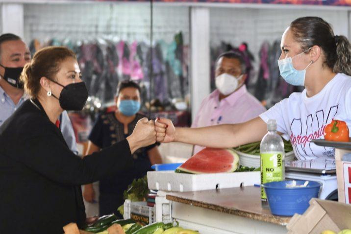 Municipio fortalecerá el funcionamiento de los mercados de la ciudad