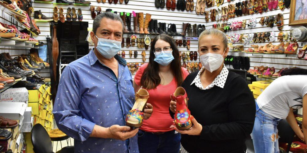 Municipio de Aguascalientes promueve reactivación económica de los mercados
