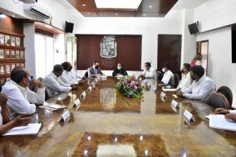 Municipio acuerda trabajo conjunto con organizaciones sindicales