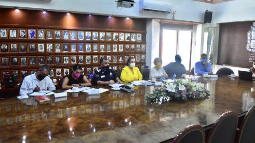 Municipio fortalecerá estrategias en materia de seguridad