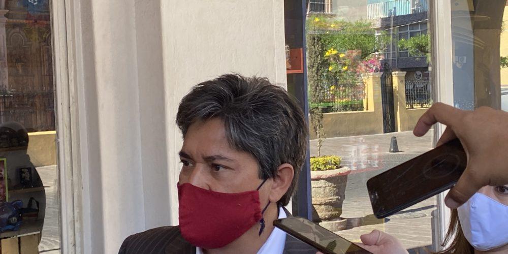 Siguen vivas denuncias al interior de Morena Aguascalientes para tumbar candidaturas: Monreal