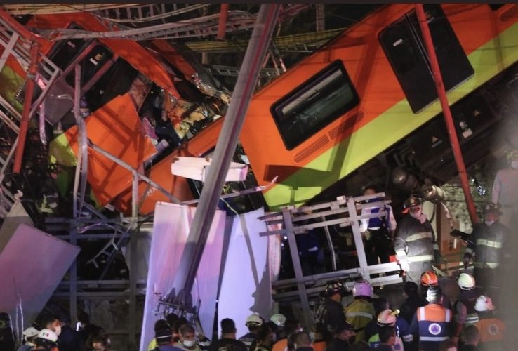Línea 12 del Metro: Confirman 79 personas heridas y 23 muertos