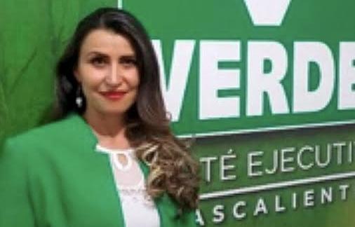 Candidata a la alcaldía de Aguascalientes del PVEM llamó a no votar por este partido