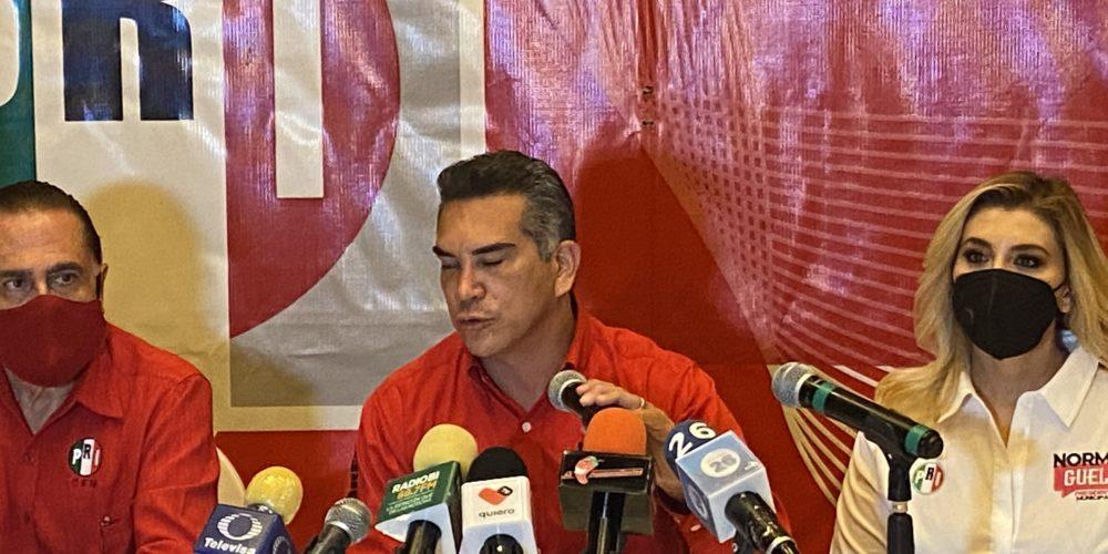El CEN del PRI no apoyará con recursos a candidatos de Aguascalientes
