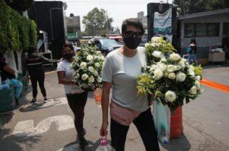 México sigue acumulando defunciones por covid