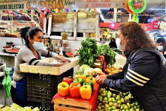 Municipio invita a consumir en mercados locales