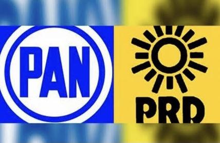 PAN-PRD: aliados con pugnas en campañas electorales de Aguascalientes