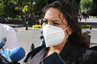 Defiende Palomino reelección de Ponce en Poder Judicial de Aguascalientes