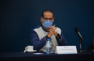 Reconoce Orozco que contagios por Covid se mantienen en Aguascalientes