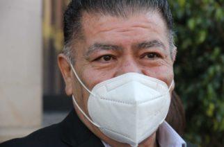 Mínima parte de docentes en Aguascalientes quienes no han recibido vacuna: Valdez