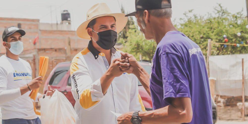 Compromete Emanuelle Sánchez Nájera internet gratuito al oriente de la ciudad