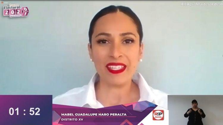 Checa las propuestas de Mabel Haro en el Distrito XV