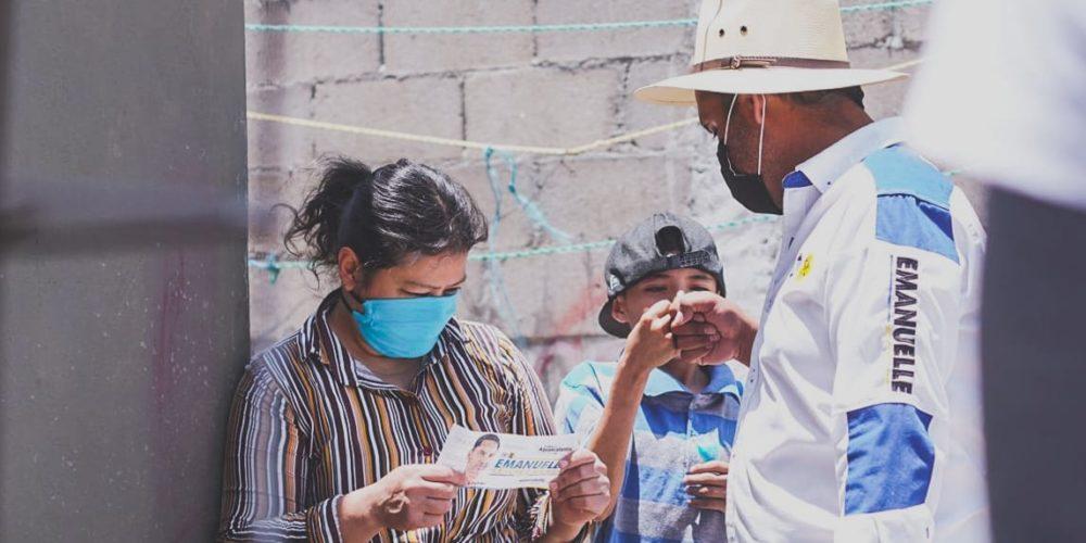 Presentará Emanuelle Nájera proyecto de Internet gratuito para el oriente de la ciudad