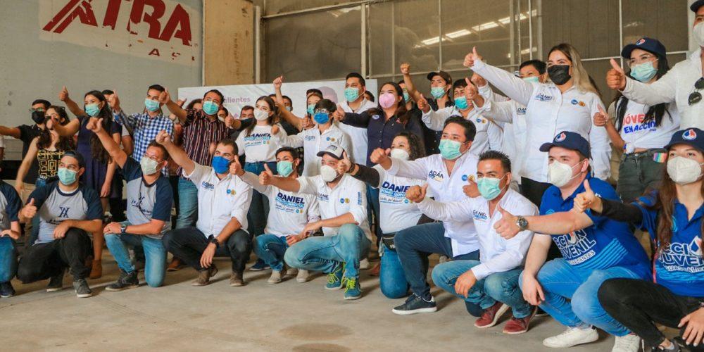 Daniel Romo promoverá el sano desarrollo de los jóvenes