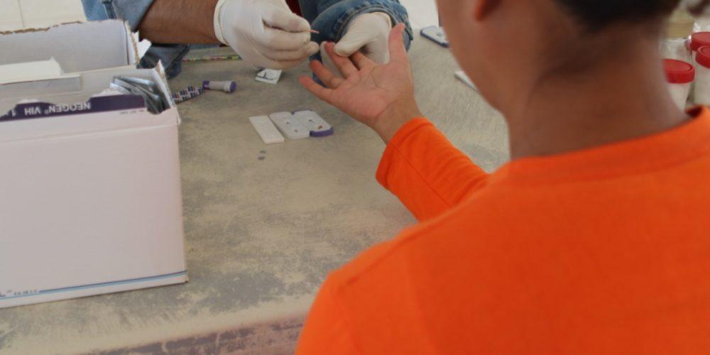 Aplican pruebas para detectar ETS en el Cereso femenil de Aguascalientes