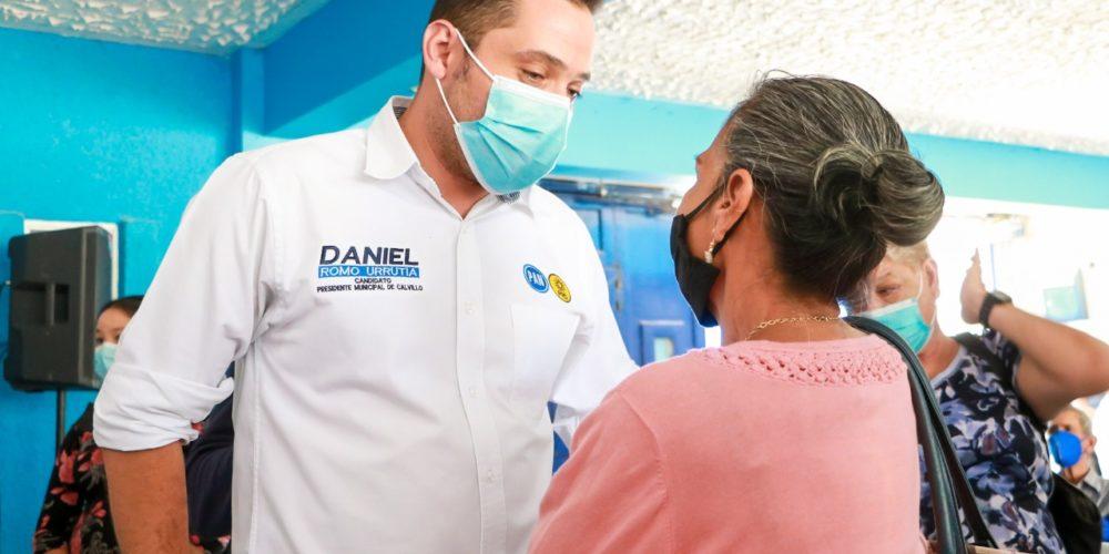 Daniel Romo creará la Oficina de Atención al Migrante