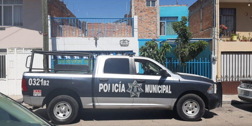 Encuentran mujer muerta en su domicilio. Se investiga feminicidio en Aguascalientes