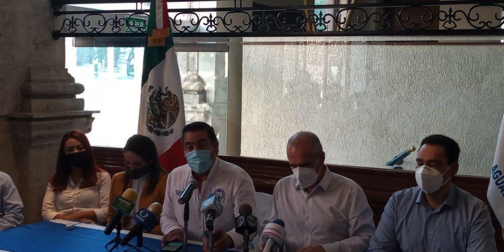 Acata PAN instrucción del TEPJF y cambia candidatos a diputados en Aguascalientes