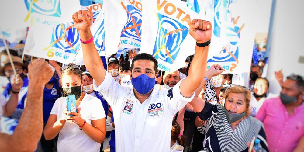 Leo Montañez se declara ganador del debate