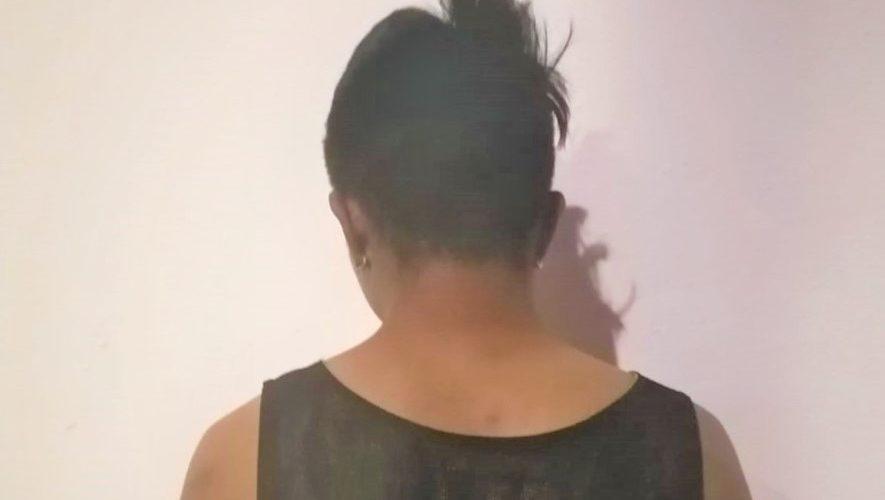 Detienen a César por asaltar a un par de adolescentes en Los Pericos