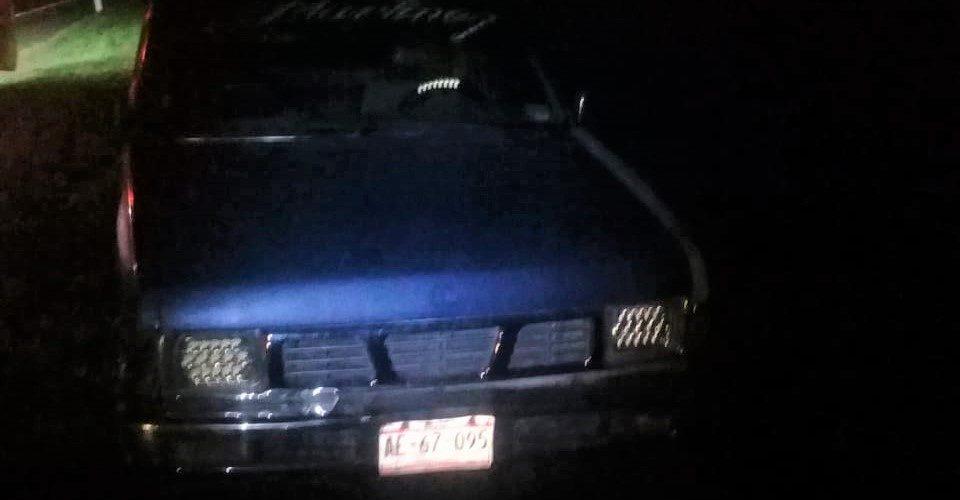 Localizan vehículo con reporte de robo en Aguascalientes