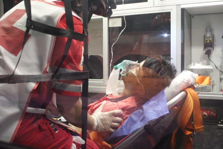 Adolescente dejó moribundo a empleado de licorería en frustrado asalto en Aguascalientes