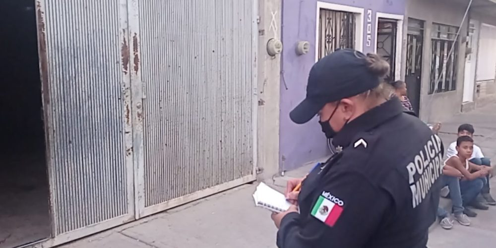 Encuentran mujer sin vida en Las Huertas