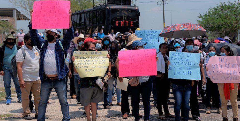 Llama ONU-DH a investigar abusos de autoridades en protestas estudiantiles de Chiapas