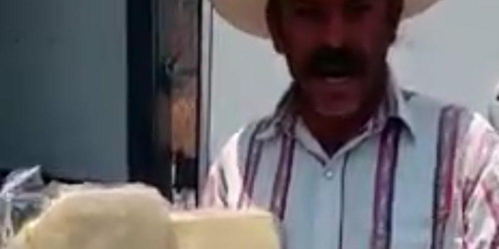 (Video)Ganaderos alertan por venta de queso de mala calidad en Aguascalientes
