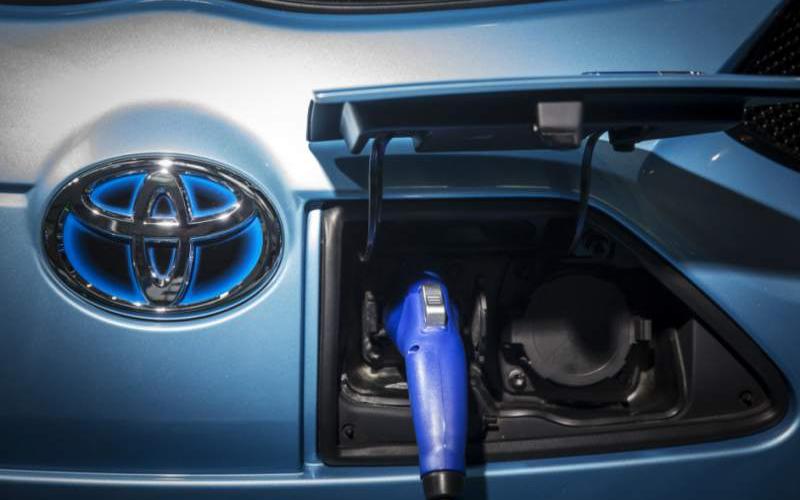Para 2021, se estima que el 20% de las ventas totales anuales de Toyota corresponderá a vehículos híbridos y eléctricos