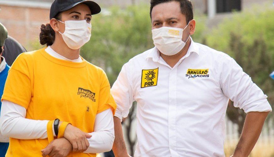Instalará Arnulfo Flores Defensoría de los Grupos Diversos en Pabellón de Arteaga