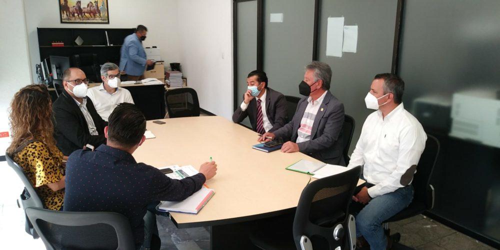Que ya hay avances en funcionamiento del RPP en Aguascalientes