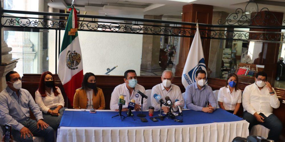 El PAN seguirá construyendo políticas públicas para un mejor Aguascalientes: Baéz