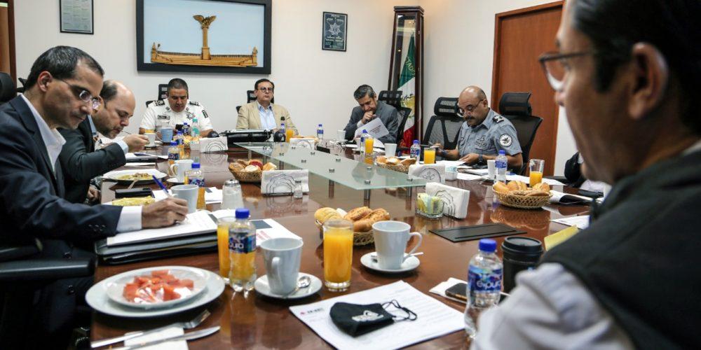 Implementarán operativo de seguridad para el traslado de material electoral en Aguascalientes