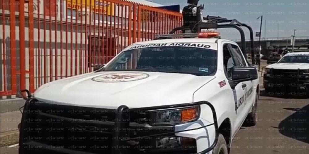 FGR catea bodegas del CC Agropecuario donde realizaban apuestas: Hay 20 detenidos, 2 de ellos policías ministeriales