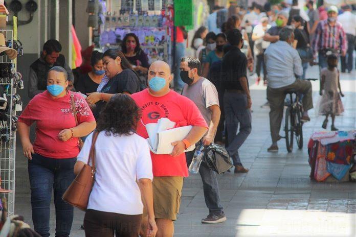 Otras 10 muertes por Covid en Aguascalientes; reportan 2 mil 767