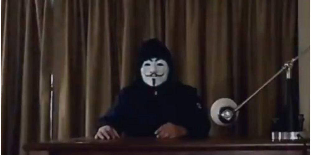 Anonymous advierte que el gobierno de AMLO no aceptará la derrota en las elecciones