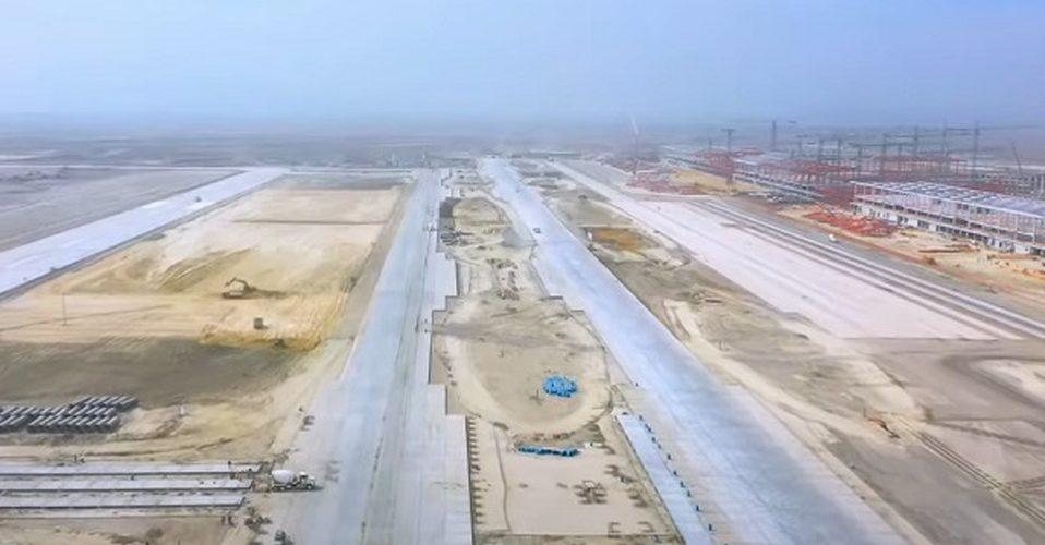 Aeropuerto de Santa Lucía costaría más que el proyecto suspendido en Texcoco