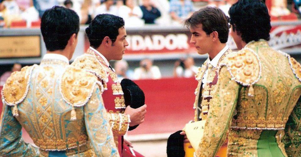 Festeja 16 años de alternativa El Cejas con corrida en Jesús María