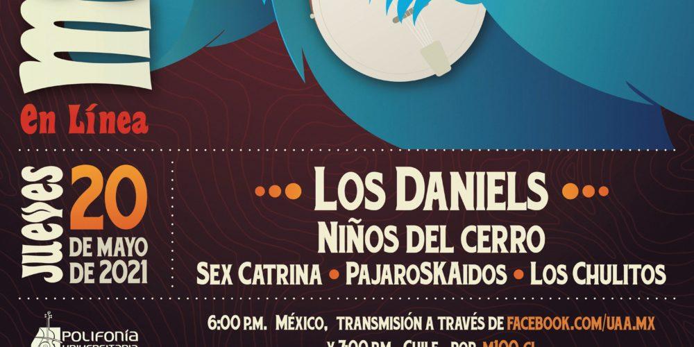 Presenta UAA quinta edición del Festival Mayo Gallo con alcance internacional