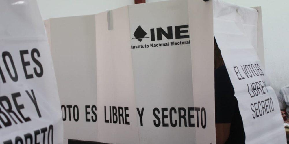 Más de 100 candidaturas se sustituyeron en Aguascalientes