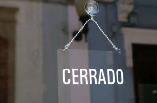 Más de 2 mil negocios cerraron sus puertas por pandemia en Aguascalientes