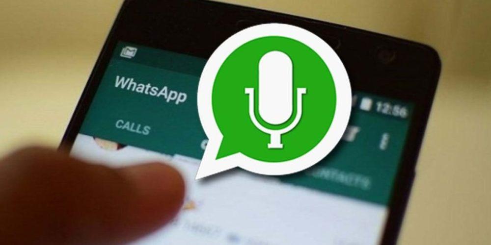 Así puedes acelerar las notas de voz de WhatsApp