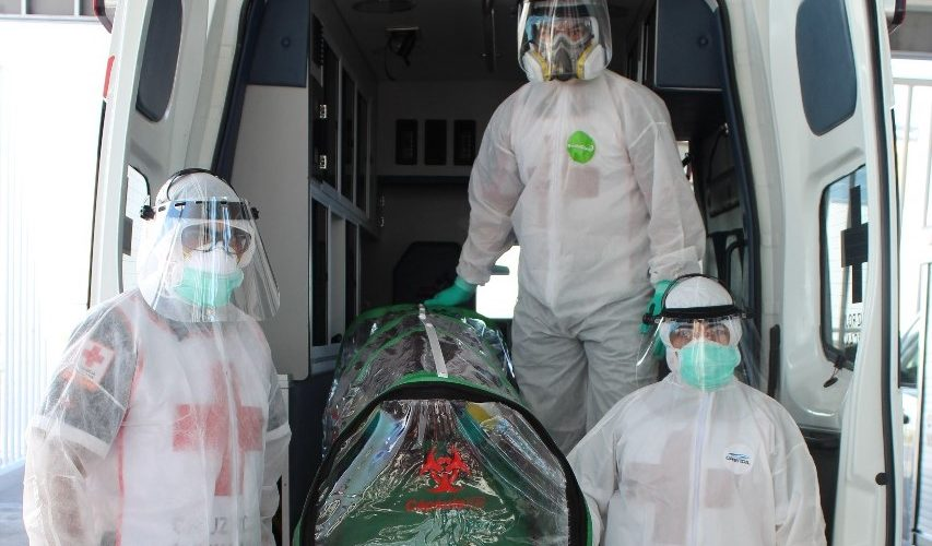 Van 2 mil 925 muertos por Covid-19 en Aguascalientes