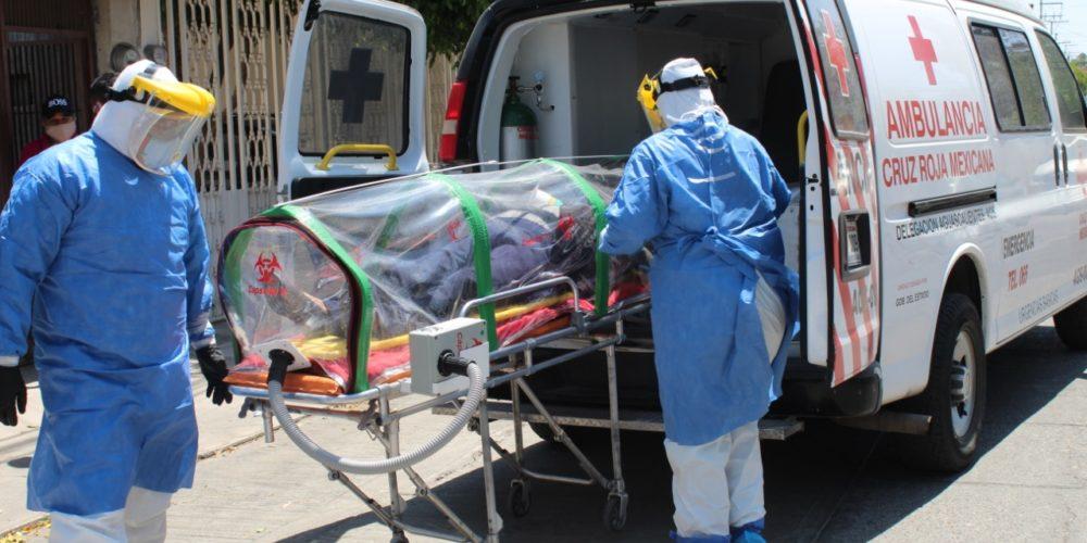 Confirman otras 8 muertes y 18 contagios de Covid-19 en Aguascalientes