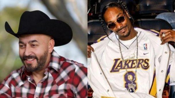 Lupillo Rivera prepara sencillo de rap con Snoop Dogg