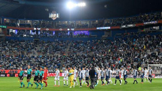 Pachuca es sancionado tras sobrecupo en el Estadio Hidalgo