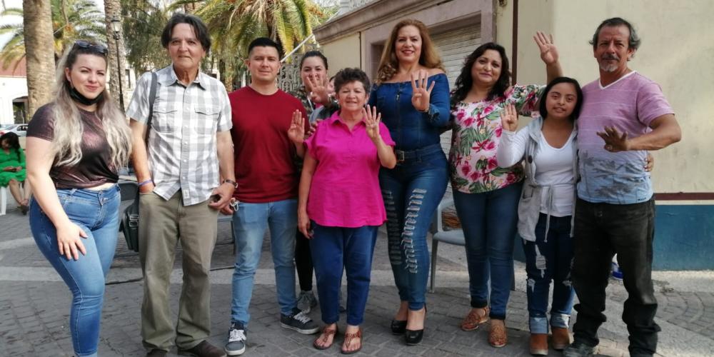 Ofrece Carmen González centros de rehabilitación, talleres y espacios deportivos dignos en JM