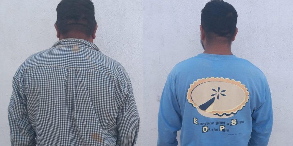 Capturan 2 hombres que eran buscados por homicidio calificado en Aguascalientes